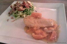 EGOSHE.dk - En madblog med South Beach opskrifter og andet godt...: Abrikos kylling med kålsalat