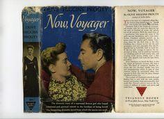Now, Voyager – novel by Olive Higgins Prouty #BetteDavis #PaulHenreid #chicklit