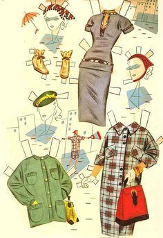 Grace Kelly http://www.pinterest.com/1healthyglow/~~-paper-dolls-~-celebrity-sets/