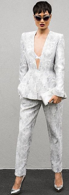 Marbled Suit Styling by Micah Gianneli
