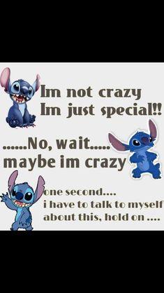 Funny True Quotes, Cute Quotes, Funny Memes, Iphone Wallpaper Quotes Funny, Cute Cartoon Wallpapers, Lelo And Stitch, Lilo And Stitch Quotes, Stitch Drawing, Funny Disney Jokes
