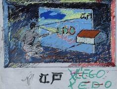 Artist Mario Schifano - FindArtinfo