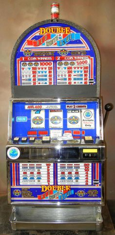 Red White Blue Slot Machine