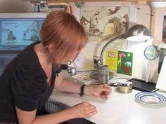 Emily Gravett Draws Cave Baby with Julia Donaldson