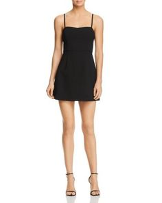 FRENCH CONNECTION Whisper Light A-Line Dress - 100% Exclusive | Bloomingdale's