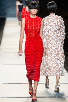 Fendi 2014 Ready-to-Wear Collection | Style.com