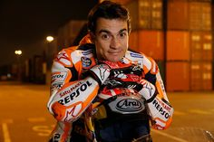 """From Vroom Mag... Dani Pedrosa interview: """"I go into the season with enthusiasm and the desire to show my best"""""""