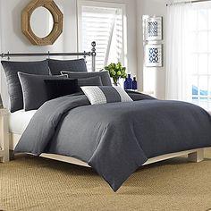 Nautica® Longitude Comforter Set - BedBathandBeyond.com