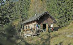 Schlegelalm-Diensthütte