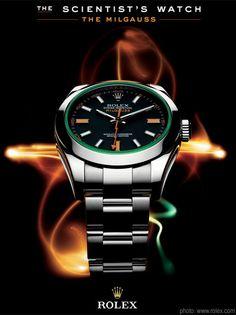 Rolex Milgauss I love this watch!