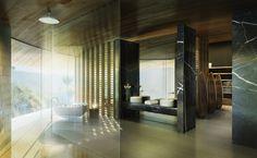 Residential Rendering/visualization © Methanoia