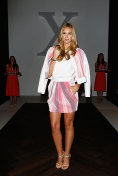 2013 MBFWA Front Row Celebrity Pictures Day 1 Photo 4