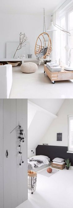 Tips para lograr un diseño nórdico / http://basillicana.tumblr.com/ - #decoracion #homedecor #muebles