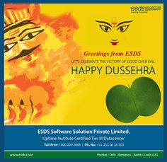 Let's celebrate the #Victory of #Good over Evil! #HappyDussehra