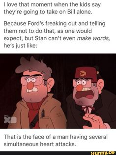 I never noticed that...