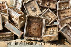 Learn to solder jewelry .. TerriBrushDesigns.com