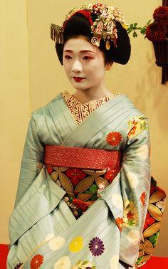 舞妓はんと京の彩り | Flickr - Photo Sharing!