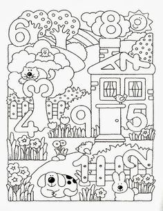 Crafts,Actvities and Worksheets for Preschool,Toddler and Kindergarten.Free printables and activity pages for free.Lots of worksheets and coloring pages. Numbers Preschool, Math Numbers, Preschool Learning, Kindergarten Worksheets, Teaching Math, Preschool Activities, Preschool Kindergarten, Number Worksheets, Math For Kids