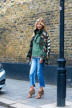 The Street Report: London Fashion Week   - HarpersBAZAAR.com