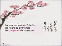 Japanese Haiku, Art Japonais, France, Bullet Journal, Expressions, Crayon, Inspiring Quotes, Homeschooling, Samurai