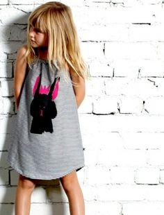 minti   bunny rope dress #girls #fashion