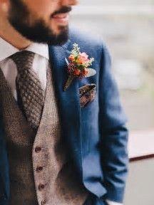 Resultado de imagen de vintage style groom and grooms men