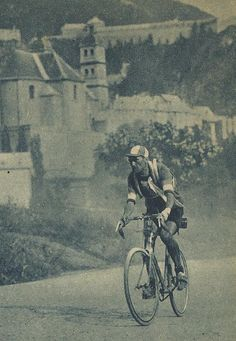 Henri Pélissier Winner 1923 - was Tour champion this year at age 34.