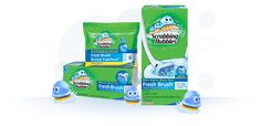 Scrubbing Bubbles Coupon Canada: Mailed Right at Home Hidden Websaver Portal.