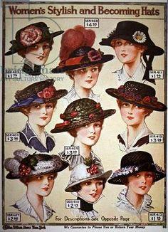Advert for women's h