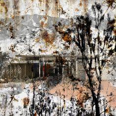 """Saatchi Art Artist steven irwin; Photography, """"Desert Modern II"""" #art"""