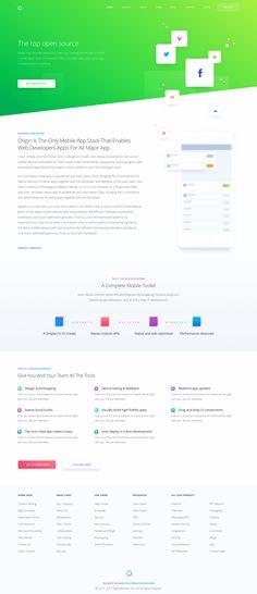 Marketing Website Inner Service Page