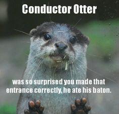 More otter. :)