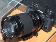 Fujifilm XF 50-140mm F2.8 R OIS WR (mockup) - Fujifilm XF16-55mm, XF50-140mm, XF18-135mm Lens Mockups Revealed - Softpedia