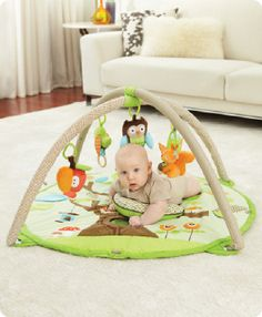 Buy Skip Hop Treetop Friends Activity Gym from our Playmats range at John Lewis & Partners. Baby Activity Gym, Activity Toys, Friend Activities, Infant Activities, Boite A Lunch, Gym Mats, Crawling Baby, Play Gym, Tummy Time
