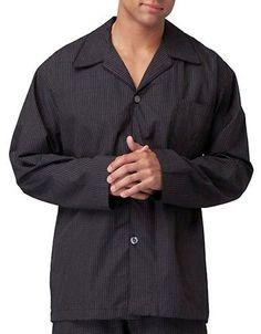 Polo Ralph Lauren Soho Pajama Top Men's Black Large
