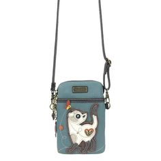 Chala Colorful Critters Three-In-One Crossbody Bags - Grand Lady Butterfly Waist Pouch, Thoughtful Gifts, Crossbody Bags, Colorful, Zip, Purses, Earth, Stars, Accessories
