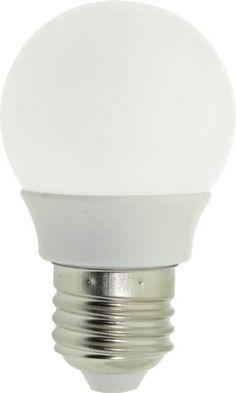 Varianta mult mai economica a unui bec traditional de 25W, BECUL LED E27 3W SFERIC G45 ALB CALD aduce numai avantaje: consum mic, durata mare de viata, lumina alb cald, aprindere instantanee si aspect placut.
