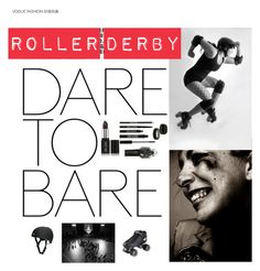 ROLLER DERBY by airrazor23 on Polyvore featuring polyvore art