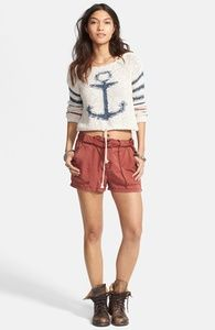 Free People 'Sailor Song' Stripe Pullover | Hukkster