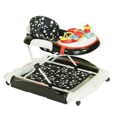 The Babyhood Safety Diddlee Doo 2 in 1 Walker Rocker has all the features needed to help your baby walk. More than half of all babies between the ages of 6 and 15 months use walkers. Kids Falling, 4 Kids, Children, Baby Rocker, Baby Bouncer, Bouncers, Baby Play, Baby Essentials, Baby Design