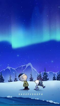 Why is it so bright, Charlie Brown?