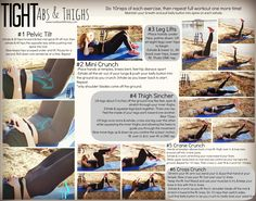 How To Get Abs In A Week » Health And Fitness Training