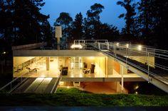 Casa em Aldeia da Serra   spbr arquitetos