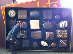 chocolate props - Google Search