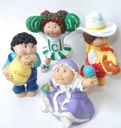Vintage Cabbage Patch Kids Doll Figures Cabbage Patch Dolls Gift for Girls