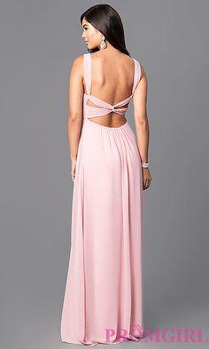Empire Waist Prom Dress Style