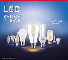 A greener future can start by changing a single lightbulb. Energy Efficient Lighting, Energy Efficiency, Lightbulb, Led Lamp, Globe, Future, Green, Light Fixture, Energy Conservation