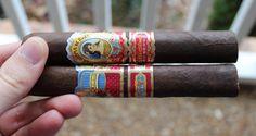 La Aroma De Cuba Mi Amor Reserva - on of my favorite go-to's