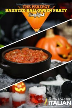 The Best Ever Haunte The Best Ever Haunted Halloween Party - Simplified Recipe : http://ift.tt/1hGiZgA And @ItsNutella  http://ift.tt/2v8iUYW