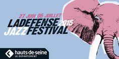 La Défense Jazz Festival 2015 | Defacto - Quartier d'affaires de la Defense